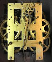 Early 1890's Anglo-American Striking Wall Clock (7 of 8)