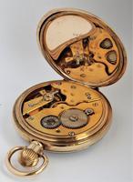 Antique 1920s Swiss pocket watch. (3 of 5)