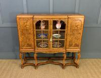 Burr Walnut Side Cabinet (16 of 18)