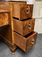 Stylish Art Deco Burr Walnut Dressing Table (13 of 20)