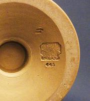 Splendid Royal Doulton Silicon Ware Vase c.1890 (6 of 6)