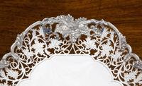 A Quite Exceptional Silver Dish on a Footed Rim (4 of 6)
