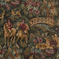 Antique Privacy Screen, French, Needlepoint, Room Divider, Victorian c.1900 (11 of 12)