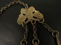 Antique Old Silver Chinese Chatelaine (11 of 11)