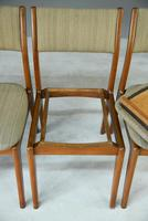 Set of 4 Retro Teak Dining Chairs (8 of 8)