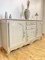 French Antique Style Sideboard / Rococo Vintage Sideboard / French Buffet (7 of 7)