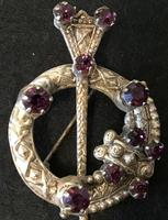 Vintage Silver Tara Brooch (3 of 6)