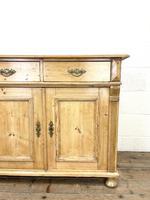 19th Century Antique Pine Cupboard (3 of 10)