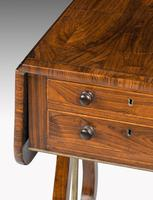 Regency Period Rosewood Table of Small Proportions (5 of 5)