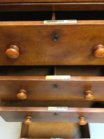 Victorian Narrow Chest of Drawers (8 of 11)