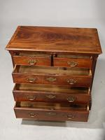 Good George II Period Mahogany Chest of Drawers of Small Proportions (4 of 5)