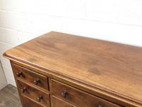 Large Antique Mahogany Chest of Drawers by Maple & Co (5 of 13)
