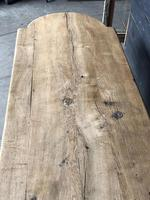 19th Century Rustic Oak Farmhouse Dining Table (12 of 23)