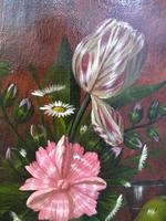 M Pincon Flowers, Fruit & Vase Still Life (3 of 7)
