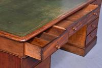 George III Mahogany Partners Desk (4 of 12)