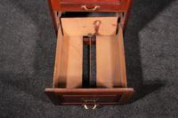 4 Drawer Mahogany 20th Century Filing Cabinet (4 of 7)