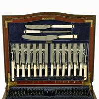 148 Piece Silver Canteen of Cutlery (3 of 8)