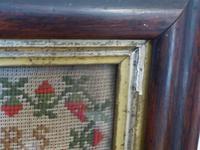 1868 Kimberley School Antique Needlework Sampler Sara Ann Chambers (10 of 11)