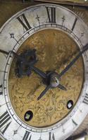 Superb Vintage English Lantern Clock - Pendulum 8-day Striking Mantel Clock c.1890 (9 of 12)