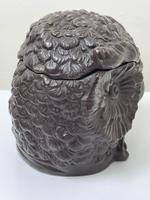 Black Forest Eichwald Earthenware Owl Tobacco Jar (23 of 24)