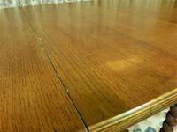 Vintage Barley Twist Gateleg Dining Table (3 of 6)