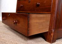 Walnut Chest of Drawers Victorian 19th Century (3 of 11)