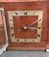 Fabulous and Rare 'Art Deco' Striking Mantle Clock from 1936 by Perivale 'Coronet' of London (2 of 8)