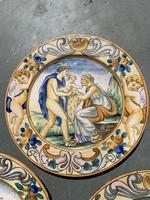 Trio of Urbino Plates (4 of 9)