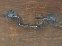 19th Century Oak Tool Chest (16 of 16)