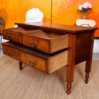Chest of Drawers Edwardian Mahogany (6 of 11)