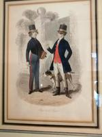 Set of Four Fine Prints by Joseph Couts - The Tailors Cutting Room (3 of 15)