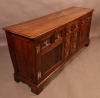 Rare Georgian Fruitwood Serving Dresser (7 of 13)
