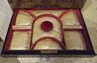 Boulle Inlaid Silver-Gilt Ladies Dressing & Jewellery Case (7 of 7)