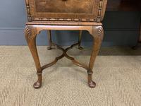 Substantial Burr Walnut Dressing Table (8 of 18)