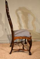18th Century Dutch Marquetry Side Chair (8 of 9)