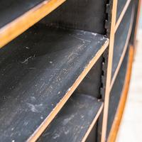 Open Rosewood Bookcase (3 of 12)
