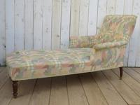 Antique Napoleon III Daybed Chaise For Re-upholstery (4 of 7)