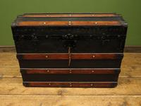 Antique Dome Top Pirates Trunk Storage Chest (12 of 12)