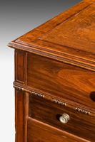 Late 19th Century Walnut Pedestal Desk (4 of 7)