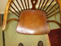19th Century Wheel-back Windsor Chair (2 of 6)