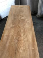 French large oak farmhouse dining table (5 of 38)