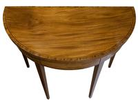 Beautiful 18th Century Mahogany Tea Table (4 of 6)