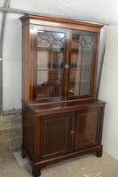 Georgian Mahogany Bookcase (4 of 7)