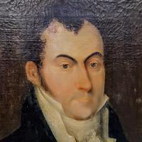Antique Oil Painting of Regency Gentleman (4 of 4)