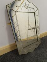 19th Century Venetian Mirror (4 of 9)