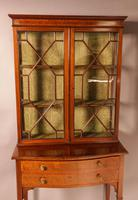 A Late Victorian Salon Cabinet Satinwood (4 of 8)