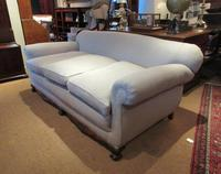 Top Quality Antique Walnut Three Seater Settee (6 of 10)
