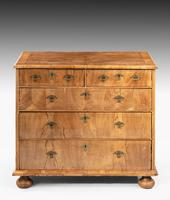 Queen Anne Period Chest of Drawers (6 of 6)