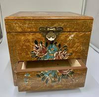 Ladies Fully Fitted Jewellery Box c.1960 (6 of 6)