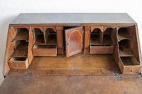 Early 19th Century Oak Writing Bureau (2 of 8)